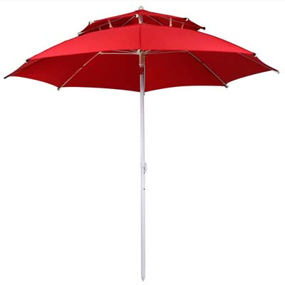 9. Ancheer Beach Umbrella