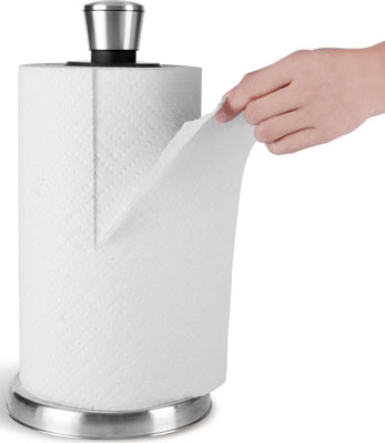 3. Royal Paper Towel Dispenser with Weighted Base