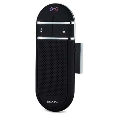 3. SOAIY S-31 Bluetooth Speakerphones
