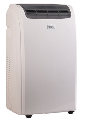 5. BLACK+DECKER BPACT08WT Portable Air Conditioner with Remote Control