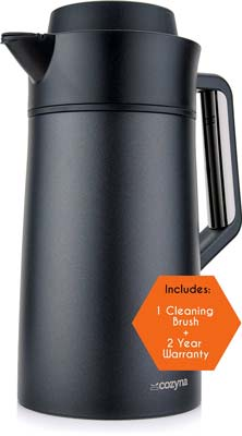 3. Cozyna Thermal Coffee Carafe
