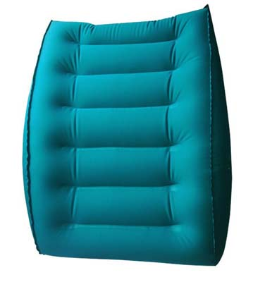 5. Drive Travel Lumbar Pillow