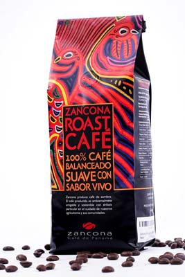 9. Zancona Coffee Whole Bean Coffee