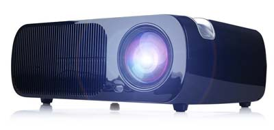 2. iRulu HD 2600 Lumen Home Cinema Theater