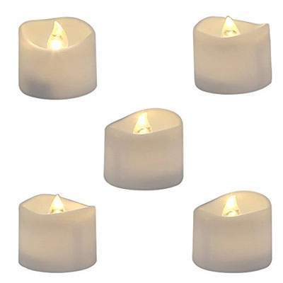 3. Homemory Flameless Candle