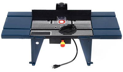 2. Goplus New Electric Benchtop Router Table