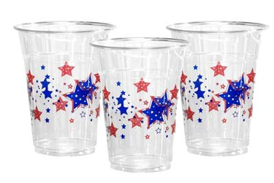 4. Party Essentials Plastic Cups
