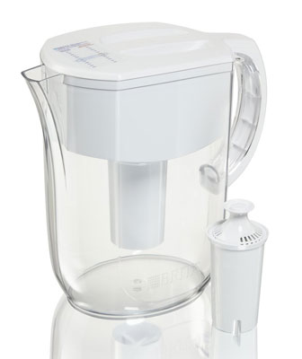 8. Brita 10 Cup Everyday Water Pitcher