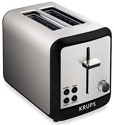 top 10 best stainless steel toasters in 2018 reviews. Black Bedroom Furniture Sets. Home Design Ideas