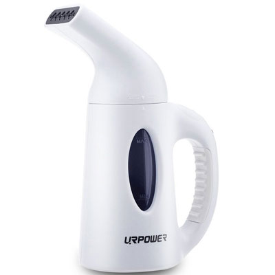 2. URPOWER 130ml Handheld Garment Steamer