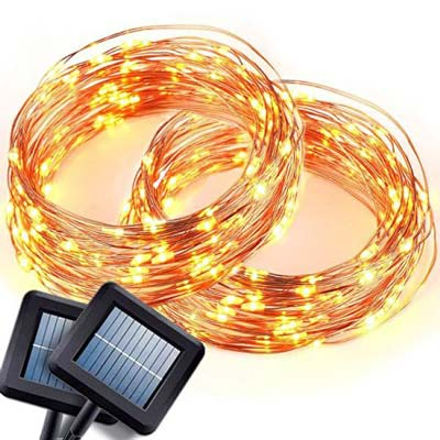 7. Amir Solar String Light