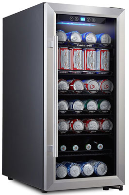 4. Phiestina 106 Can Beverage Cooler (PH-CBR100)