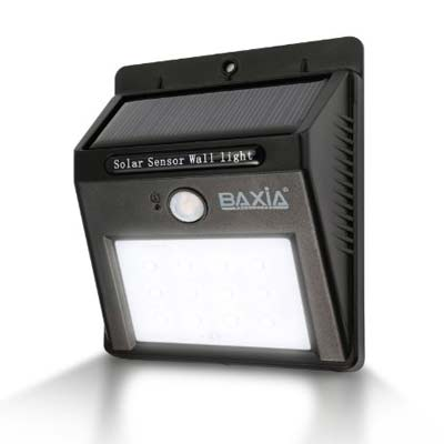 5. BAXIA Technology Solar Lights