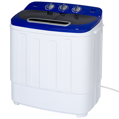 2. Best Choice Products Washing Machine & Spin Cycle