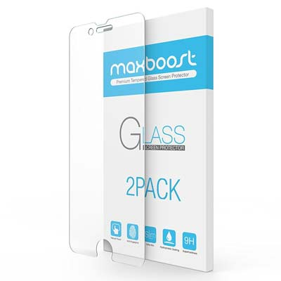 2. Maxboost iPhone 7 Screen Protector