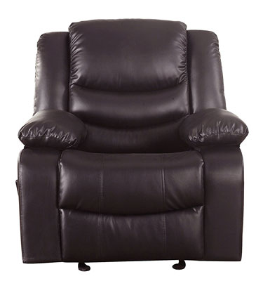 Divano Roma Furniture Leather Recliner Chair  sc 1 st  Ahjoo & Top 10 Best Leather Recliner Chairs in 2017 Reviews islam-shia.org