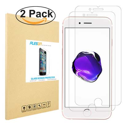 18. Pleson iPhone 7 Plus Screen Protector