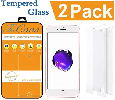 11. TheCoos iPhone 7 Plus Screen Protector