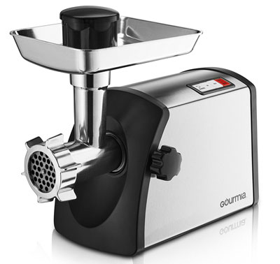 5. Gourmia GMG7500 Prime Plus Electric Meat Grinder