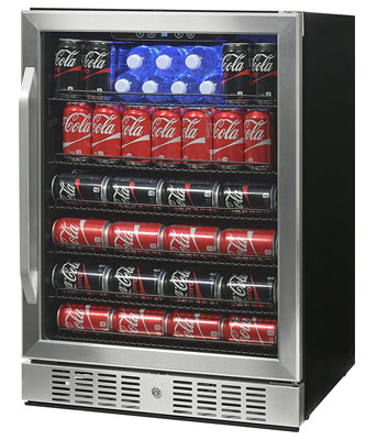 9. NewAir 177 Can Beverage Cooler (ABR-1770)