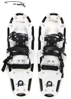 9. Pansel Light Weight Snowshoes