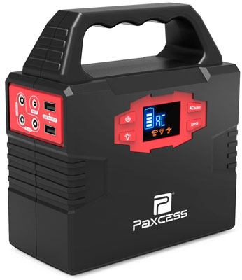 5. PAXCESS 100-Watt Portable Generator