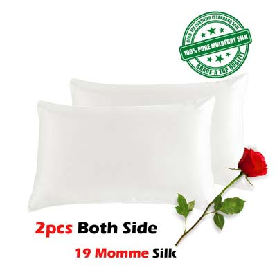 Top 10 Best Silk Pillowcases For Healthy Hair In 2020 Reviews