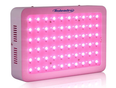 9. Roleadro 300W LED Grow Plant