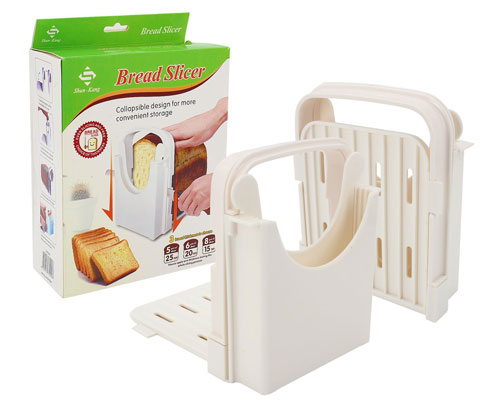 7. Zaker White Bread/Toast Slicer