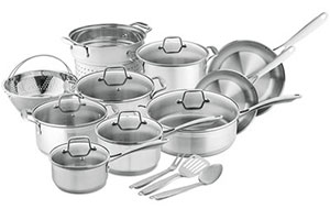 Photo of Top 10 Best Stainless Steel Cookware Sets in 2020 Reviews