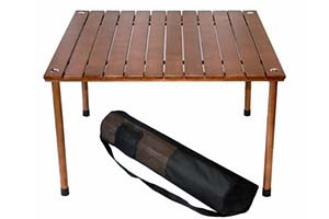 Photo of Top 10 Best Cheap Folding Tables for Camping in 2019 Reviews