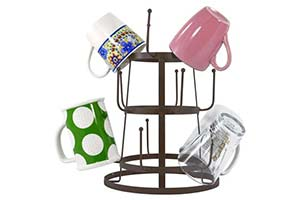 Photo of Top 10 Best Mug Holder Tree Organizers & Drying Rack Stands in 2020 Reviews