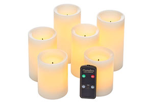 Photo of Top 10 Best Outdoor Flameless Candles in 2020 Reviews