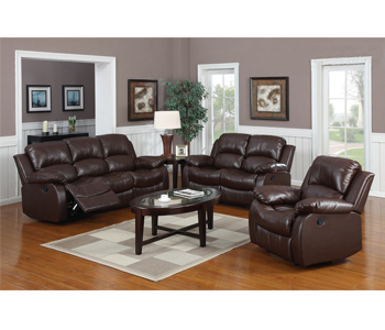 1. Beverly Furniture Huntington Loveseat/Sofa/ Chair Set