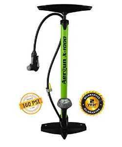 AerGun X-1000 Bike Pump