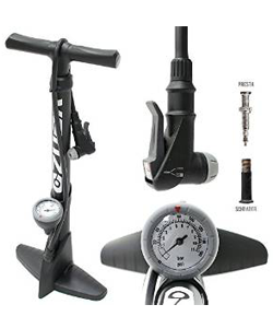 Venzo High-Pressure Bicycle Air-Pump