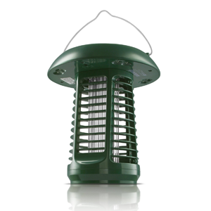 4. Solar-Powered UV Bug Zapper