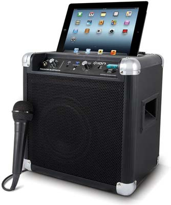 9. ION Audio Karaoke Machine