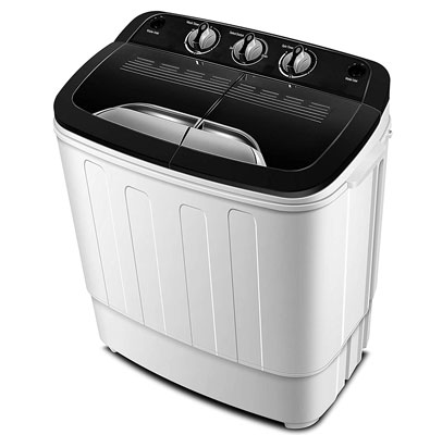 3. Think Gizmos Portable Washing Twin Tub Washer Machine