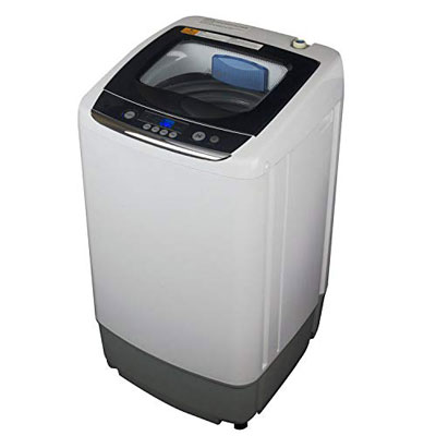 7. Black + Decker Portable Washer (BPWM09W)