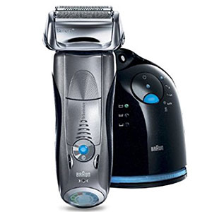 1. Braun Electric Shaver for Men (Series 7)