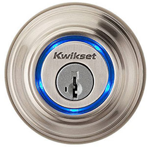3. Kwikset Touch-To-Open Smart Lock (1st Gen)