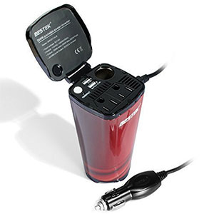 4. BESTEK Car Power Inverter (200W)