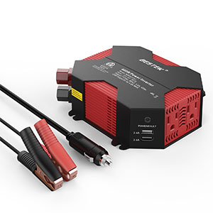 3. BESTEK Power Inverter (400W)