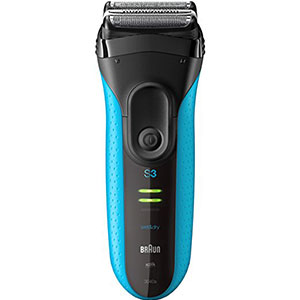 2. Braun ProSkin Electric Shaver for Men (Series 3)