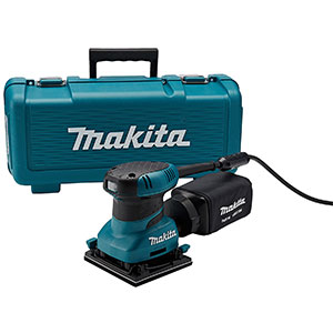 6. Makita 4-1/2-Inch Finishing Sander (BO4556K)