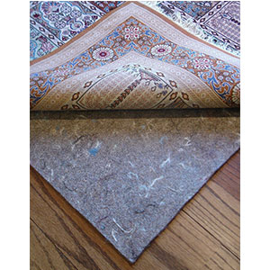 8. Unknown 8'by10' Rug Pads for Less Super Premium Dense