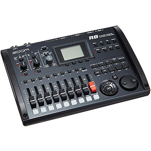 10. ZOOM R8 multi-track recorder (Japan Import)