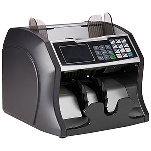 6. Royal Sovereign Money Counting Machine, High-Speed Bill Counter