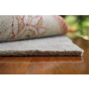 2. Rug Pad USA 9x12 Mohawk Felt Rugs designed for Hardwood Floors